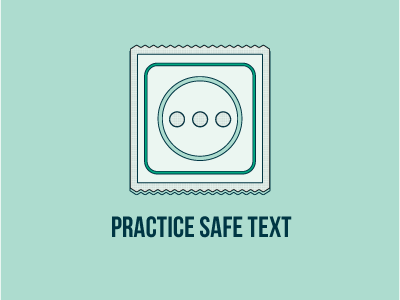 Safe Text awesome texts colors cool design illustration safe