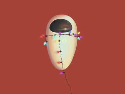 Eve - Wall-E procreate illustration movies disney pixar eve