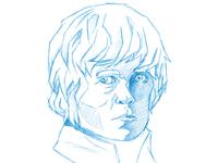 Tyrion Lannister GoT Sketch Series 4