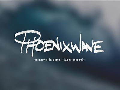 Phoenixwave   Personal Portfolio personal portfolio personal site graphic design creative director art director web design