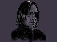 Alan Rickman - Snape