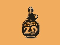 Home Brewery 20 Years