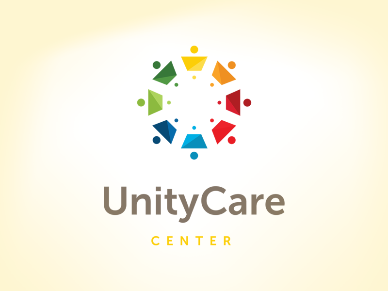 Unity Care Logo by Victor C on Dribbble