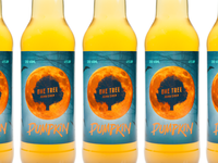 OTHC Pumpkin Hard Cider