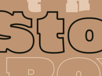 Thick Type Experiment