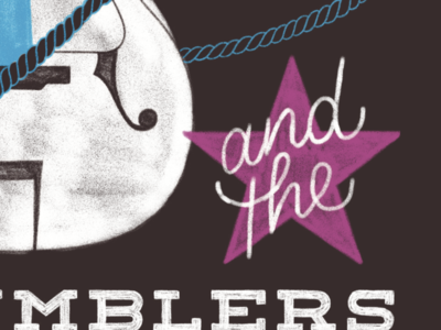 Nicholas Merz & The Humblers Poster