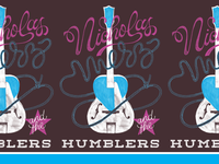 Nicholas Merz & The Humblers Poster