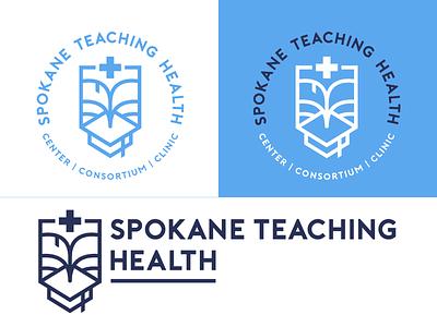 STH Logo media teaching health centr clinic logo academic health teaching spokane medical