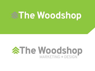 TWS Brand Refresh typography spokane the woodshop logo branding