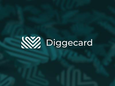 Diggecard giftcard card render logo