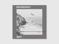 Record Cover - Harbingers Live