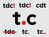 Type Club Logo Concepts