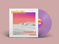 Miguel - Pineapple Skies
