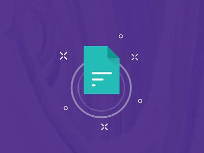 OVO Survey Icon payment image vector document list icon survey ovo