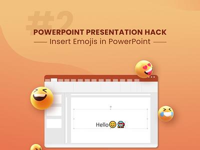 Presentation Hack!! poweroint design graphic design