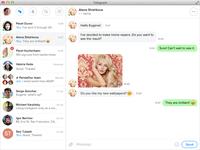 Telegram for OS X concept