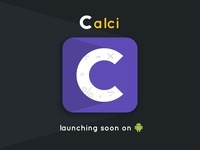 Calci - Icon Design