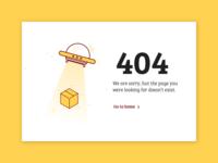 UrbanFox 404 page