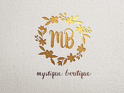 Mystique Boutique logo