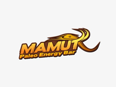 Mamut Logo mammoth animal
