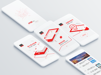 News App Guidepage Design