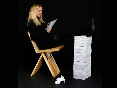 tilt#chair industrial design ergonomic furniture sustainability wood dynamic sitting