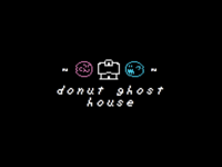 donut ghost house twitch mark