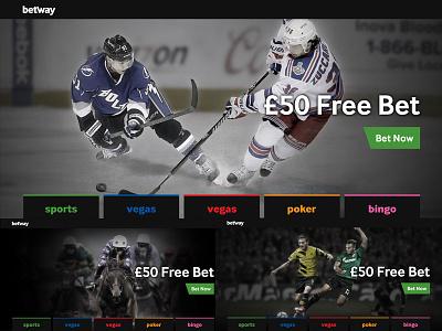 Betway Sports online gambling horse racing ice hockey football sports betway