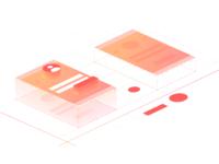 Zajno Rebranding: Website Illustration Exploration