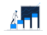 Product Search Bar Optimizer Onboarding Illustration
