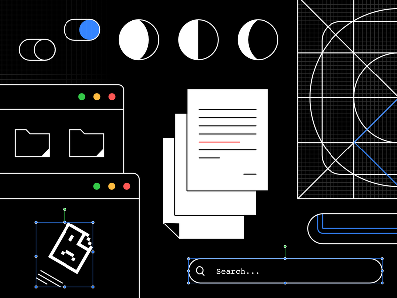 Prototyping protoype wireframe papers affinity designer affinitydesigner affinity ui vector branding illustration graphics design