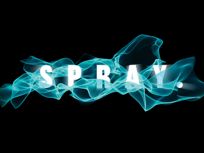 Spray Magazine Artwork magazine artwork paris fashion spray