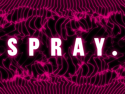 Spray Magazine Artwork spray paris magazine fashion artwork