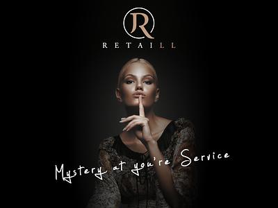 Retaill artwork retaill retail mistery merchandising artwork