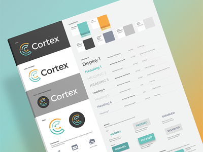 Cortex CMS Style Guide
