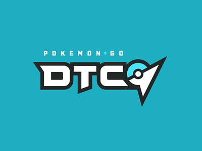 DTC Pokemon Go Discord Community Logo pokemon pokemon go branding logo