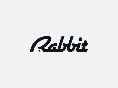 Rabbit negative space negative space logo creative  design fun with type funny logo creative logo designinspiration inspiration logo designer logo design animal logo semantic typography rabbit creative typography typography logo