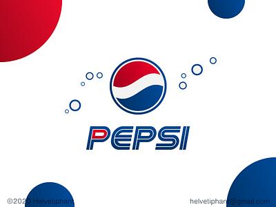 Pepsi - Logo Proposal wordmark market letter design custom type cola custom lettering logo concept redesign concept softdrink pepsico pepsi logo designer brand designer logo design brand design logotype typography branding icon logo