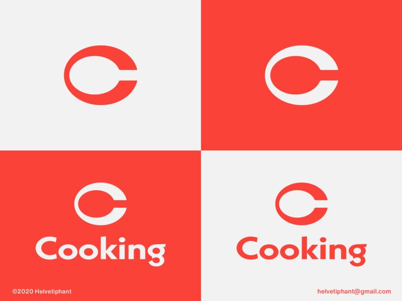 Cooking - logo concept designinspiration food app food cooking spoon logo lettermark logo c letter logo negative space logo creative logo brand designer logo design concept logo designer logo design brand design logotype branding icon logo