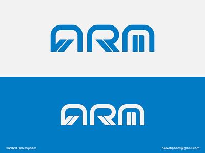 ARM - proposal computing computer processors chipset chips processor custom type custom lettering wordmark logo wordmark creative logo brand designer logo design concept logo designer logo design brand design logotype typography branding logo