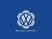 VW - flower-power