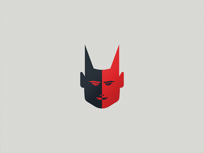 Milanello - AC Milan mascot club football brand design icon logo