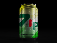 7up - can design