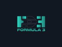 Formula 3 - outlined