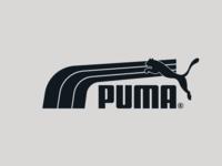 Puma - Track Stripe Logo