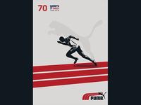 Puma 70 years - Poster 2