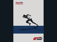 PUMA - 70 years of Track Records