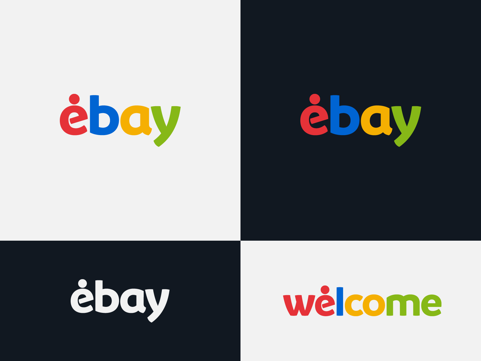 Ebay Proposal By Helvetiphant On Dribbble