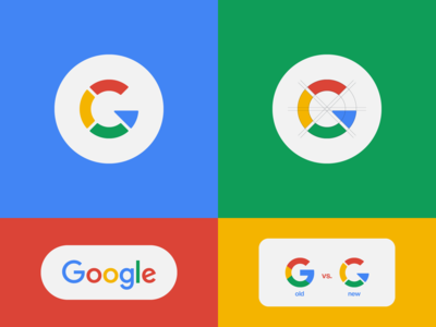Google G-Icon - proposal
