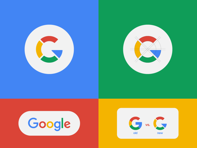 Google G-Icon - proposal graphic design shapes identity design identity designer identity branding redesign concept logo mark google brand development brand designer logo design branding logo design concept logo designer logo design brand design logotype typography branding icon logo